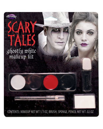 Ghost Makeup Set 7-piece