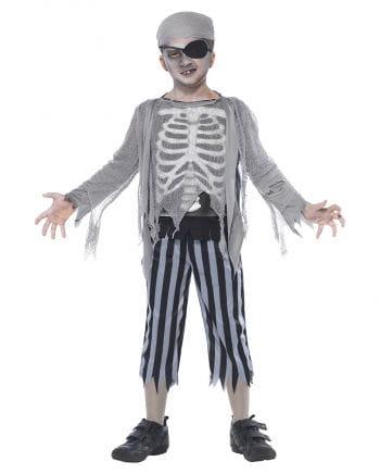 Geisterpirat Kostüm für Jungs