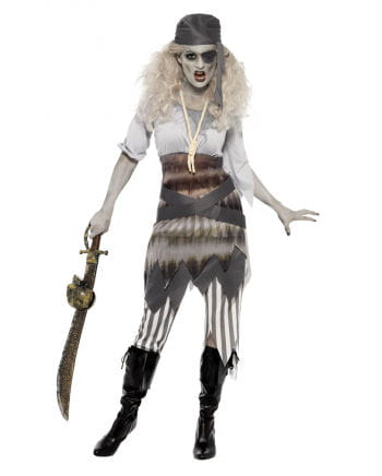 Ghost Ship Zombie Pirate Costume