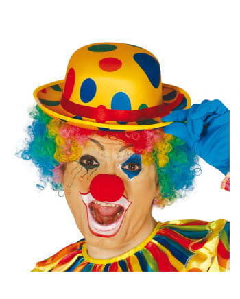 Gepunkteter Clowns Hut