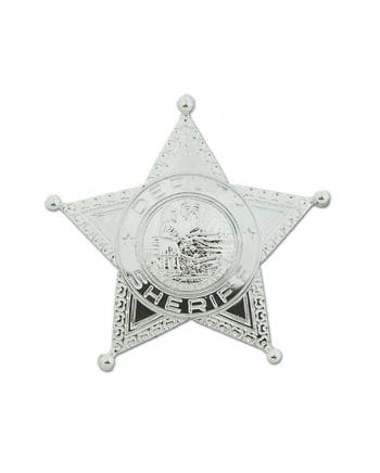 Shiny sheriff star