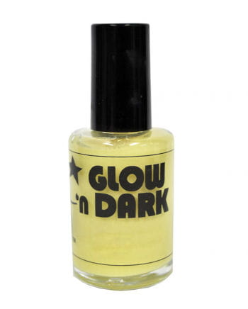 Glow in the Dark UV nail polish