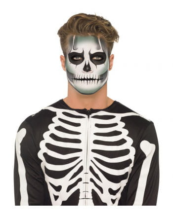 Glow In The Dark Skeleton Make Up