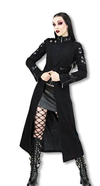 Women`s Coat black