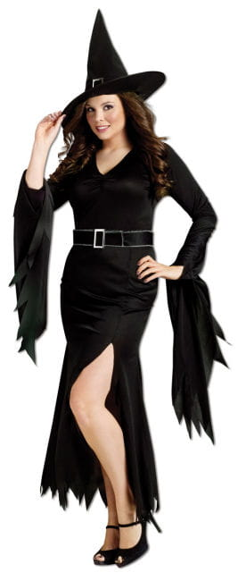 Gothic Witch Costume XL