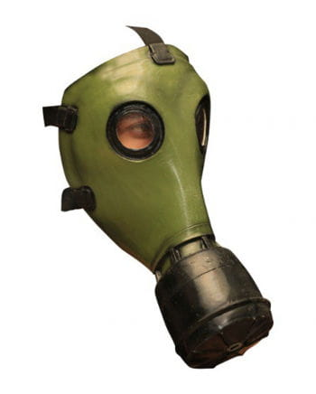 GP-5 gas mask green