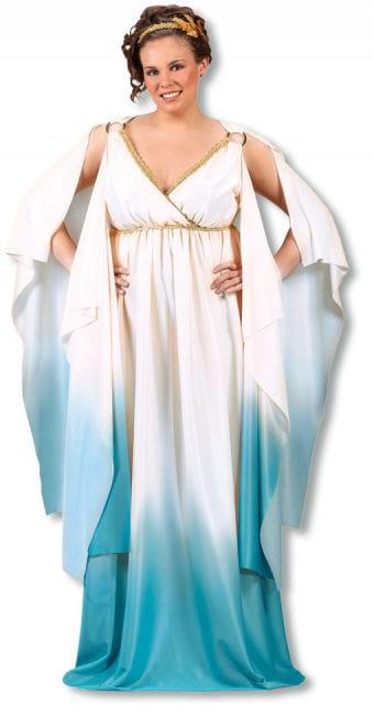 Griechische Göttin Kostüm Plus Size