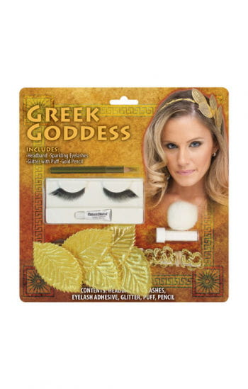 Greek Goddess Make Up Set
