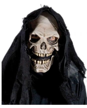 Grim Reaper mask scraps
