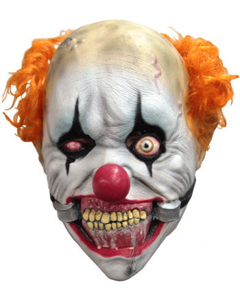 Crass Clown Mask with Maulsperre
