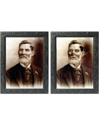 Großes - Großvater - Hologramm Bild