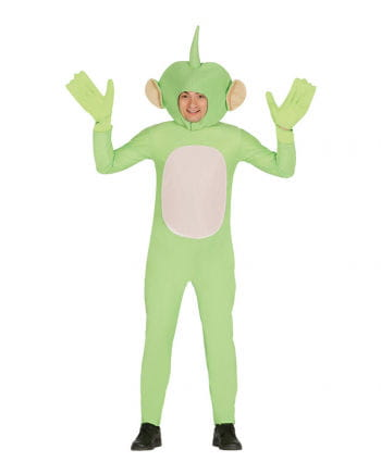 Green Alien Costume