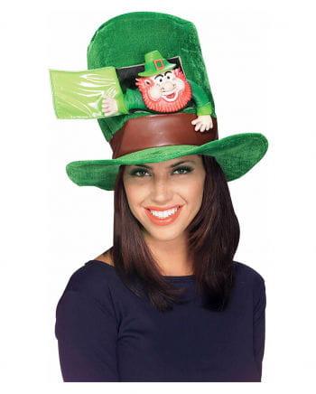 Grüner Kobold Hut