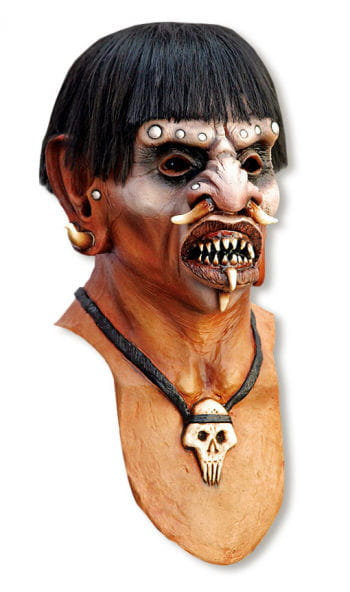 Guarani Vodoo Priester Maske