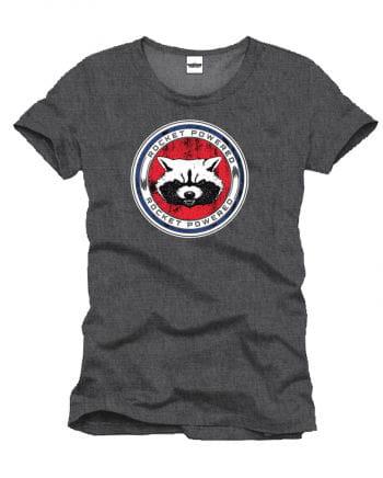 Guardians of the Galaxy T-Shirt Rocket