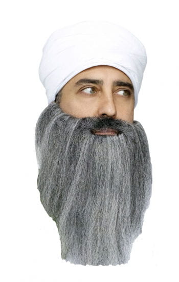 Guru Turban weiß