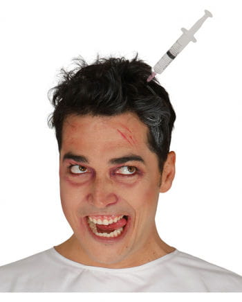 Syringe in the head Haarreif