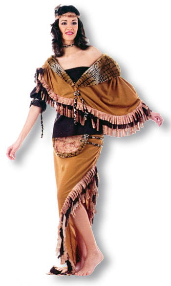 Winona Indian Costume