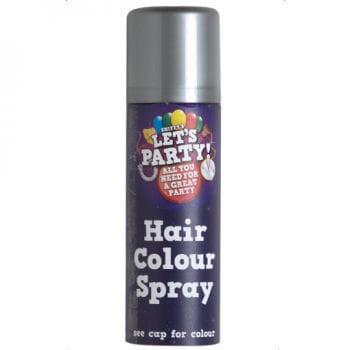 Hairspray silver 125ml