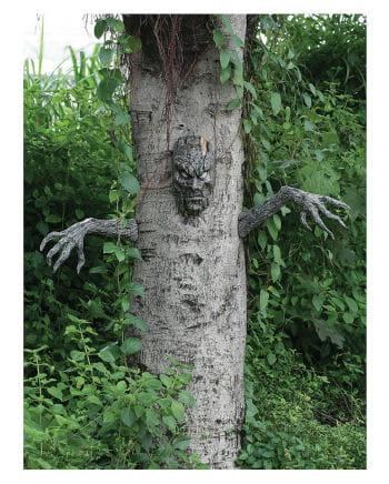Halloween Baum Geist