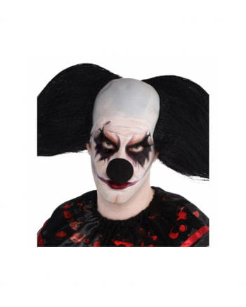 Halloween clown nose black