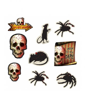 Halloween Carnival Decoration 12-piece