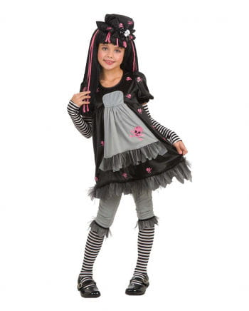 Gothic Doll Child Costume M M