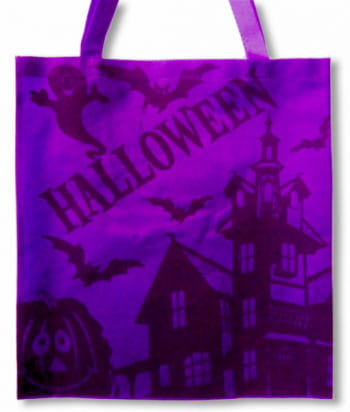Halloween Bag Purple