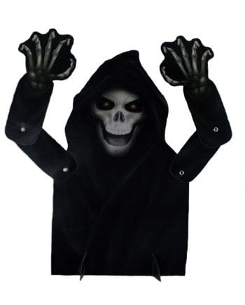 Halloween table decoration Grim Reaper