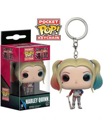 Harley Quinn Schlüsselanhänger Pocket POP