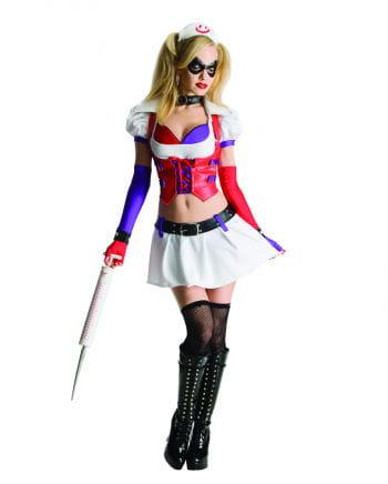 Harley Quinn Asylum Kostüm