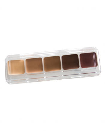 Hautfarben Make Up Kit / Flesh Stack
