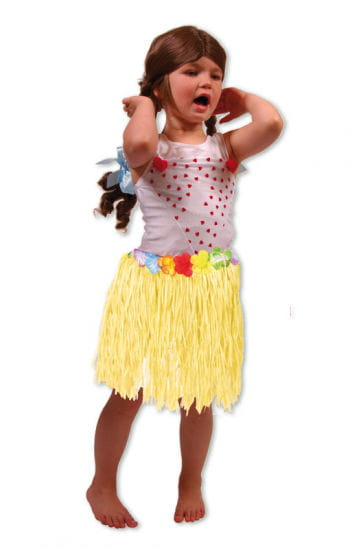 Hawaii Kinderrock gelb
