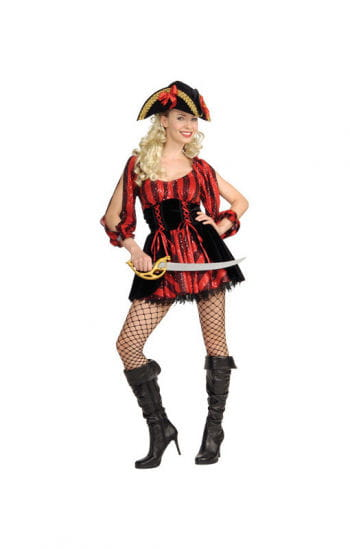 Hot Pirate Lady Costume