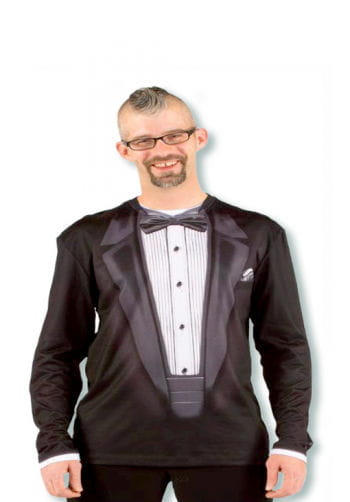 Gentleman Anzug Shirt XL