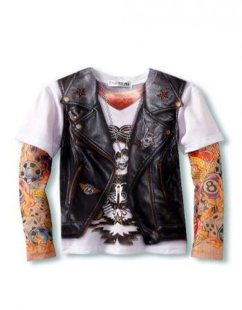 Men's Tattoo Shirt XL