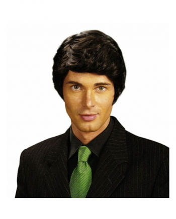 Mens Wig Kai Black