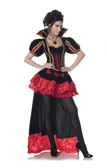 Herz Dame Kostüm
