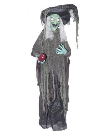 Hexen Hängefigur mit LED Augen