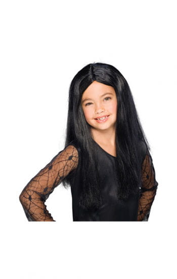 Witch Child Wig Black