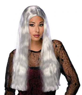 Witch Longhair wig gray