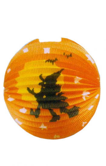 Witches Lampion 22cm round