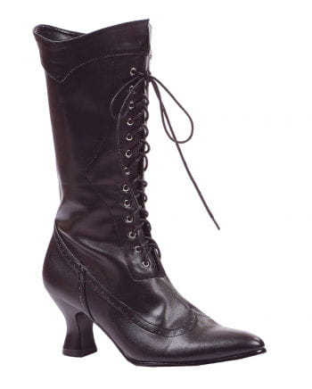 Hexen Stiefel Amelia schwarz