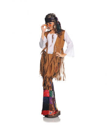 Hippie Woodstock Costume M