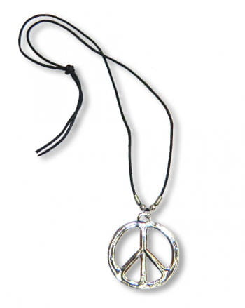 Hippie Peace Necklace