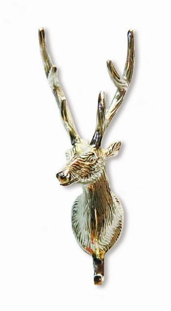 Deer Head Coat Hook
