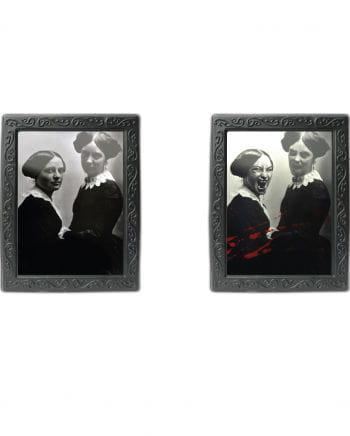 Hologramm Portrait - Vampir Schwestern -