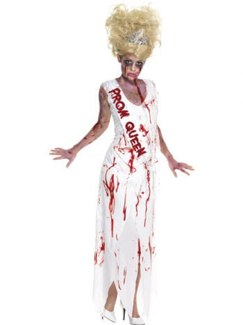 High School Horror Zombie Prom Queen