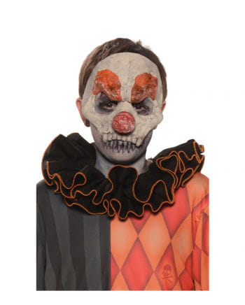 Horror Clown Half Mask