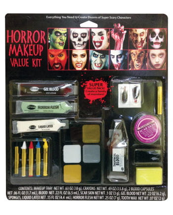 Horror Make Up Sparpack